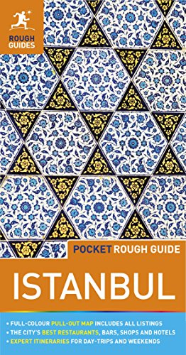 Pocket Rough Guide Istanbul (Rough Guides) von Rough Guides