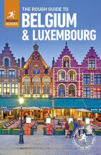 The Rough Guide to Belgium and Luxembourg (Rough Guides)