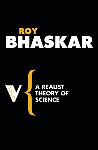 A Realist Theory of Science (Radical Thinkers) von Verso