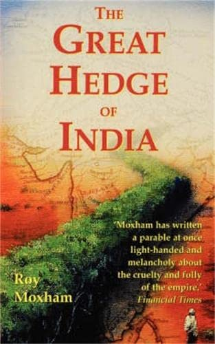 The Great Hedge of India (Quest for One of the Lost Wonders of the World) von Robinson