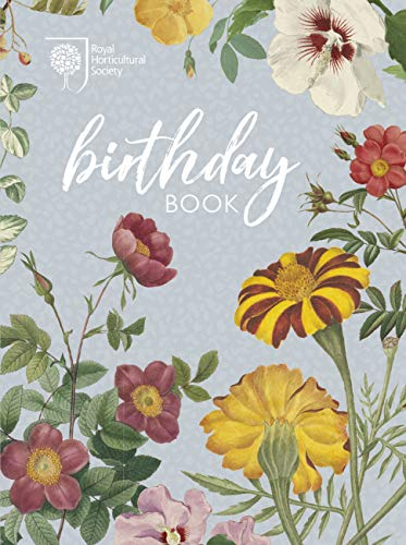 RHS Birthday Book (Stationery) von Frances Lincoln