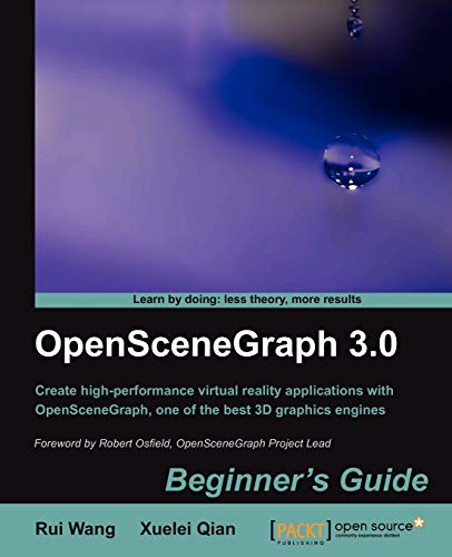 OpenSceneGraph 3.0: Beginner's Guide (English Edition) von Packt Publishing