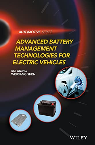 Advanced Battery Management Technologies for Electric Vehicles (Automotive) von Wiley