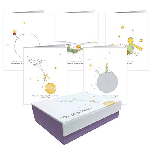The Little Prince Notecards: 20 Notecards and Envelopes von RP Studio