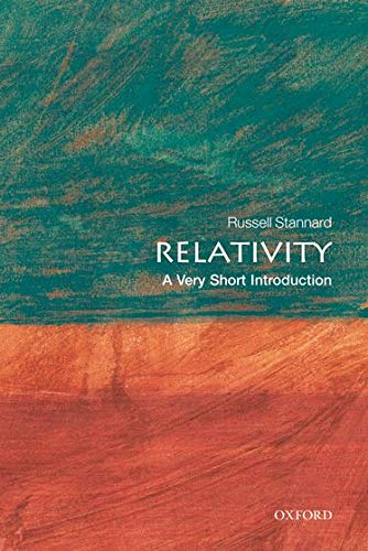 Relativity: A Very Short Introduction (Very Short Introductions) von Oxford University Press