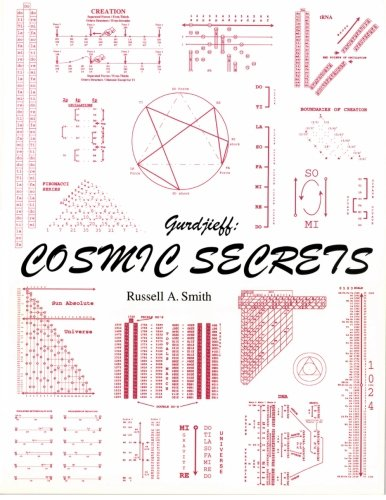 Gurdjieff: Cosmic Secrets von CreateSpace Independent Publishing Platform