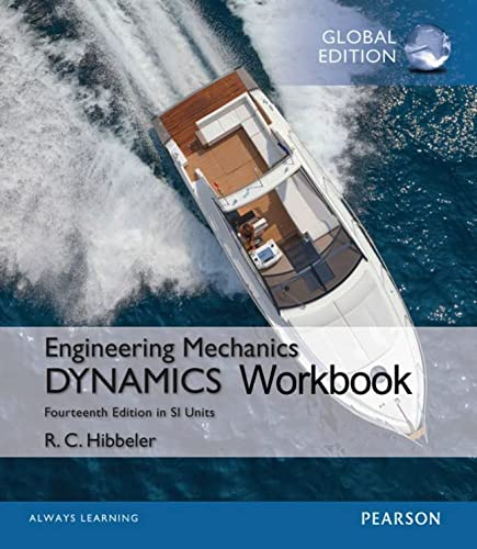 Engineering Mechanics: Dynamics, Study Pack, SI Edition (Pear05) von Pearson Education Limited