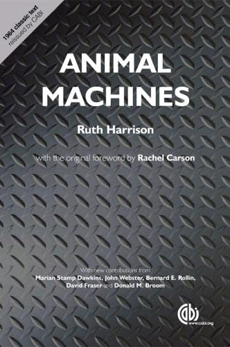 Animal Machines von CABI Publishing