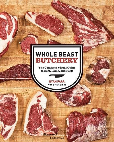 Whole Beast Butchery von Chronicle Books