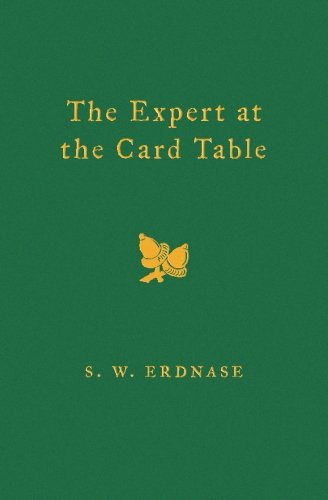 The Expert at the Card Table von Charles & Wonder