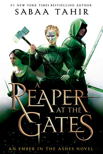 A Reaper at the Gates (An Ember in the Ashes, Band 3) von Razorbill