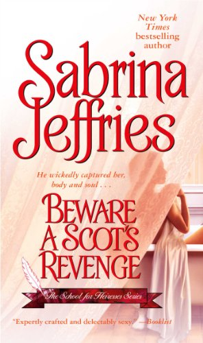 Beware a Scot's Revenge (The School for Heiresses, Band 3) von Pocket Books
