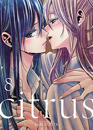 Citrus Vol. 8 von Seven Seas Entertainment, LLC