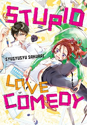 Stupid Love Comedy GN von Yen Press