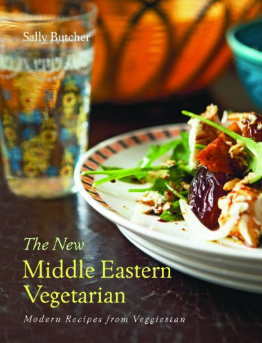 The New Middle Eastern Vegetarian: Modern Recipes from Veggiestan von INTERLINK PUB GROUP INC