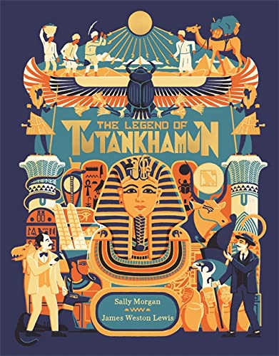 The Legend of Tutankhamun von Hachette Children's Book