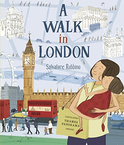 A Walk in London von Candlewick