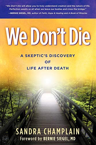 We Don't Die: A Skeptic's Discovery of Life After Death von MORGAN JAMES PUB