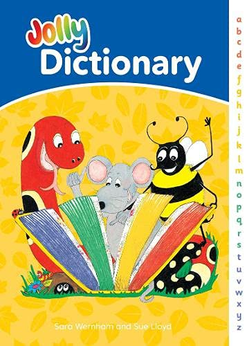 Jolly Dictionary (Hardback edition): in print letters (American English edition) (Jolly Grammar) von Jolly Learning Ltd