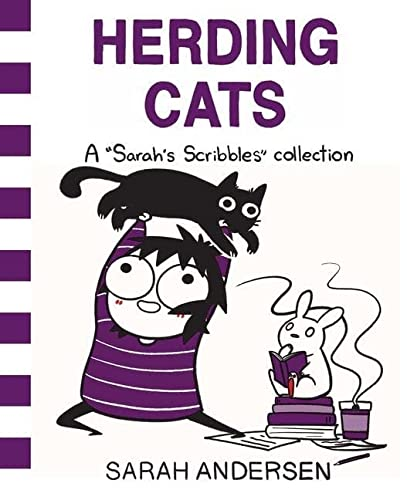 Herding Cats: A Sarah's Scribbles Collection von Andrews McMeel Publishing