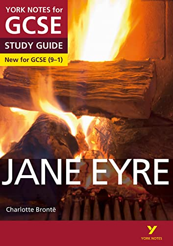 Jane Eyre: York Notes for GCSE (9-1)