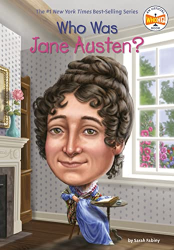 Who Was Jane Austen? von Penguin Workshop