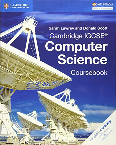 Cambridge IGCSE® Computer Science Coursebook (Cambridge International IGCSE) von Cambridge University Press
