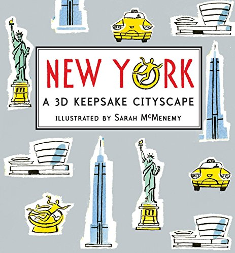 New York: Panorama Pops von Candlewick