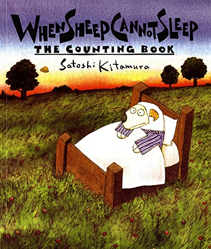 When Sheep Cannot Sleep: The Counting Book (Sunburst Book) von SUNBURST BOOKS