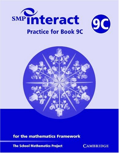 SMP Interact Practice for Book 9C: for the Mathematics Framework (SMP Interact for the Framework) von Cambridge University Press