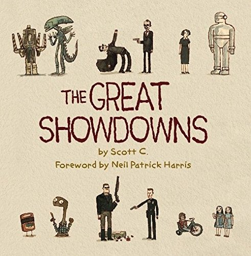 The Great Showdowns von Titan Books (UK)