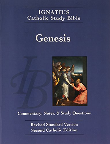 Genesis: Commentary, Notes, & Study Questions (Ignatius Catholic Study Bible) von IGNATIUS PR