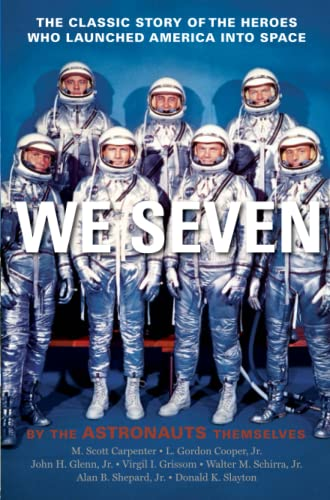 We Seven: By the Astronauts Themselves von Simon & Schuster