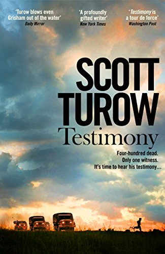 Testimony (Kindle County, Band 10) von Pan Macmillan