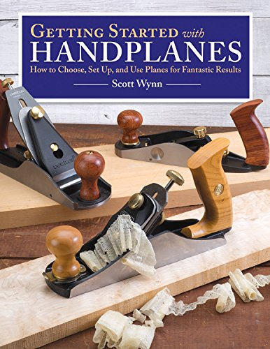 Getting Started with Handplanes von Fox Chapel Publishing