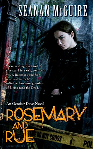 Rosemary and Rue (October Daye, Band 1) von DAW