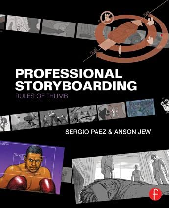 Paez, S: Professional Storyboarding: Rules of Thumb von Routledge