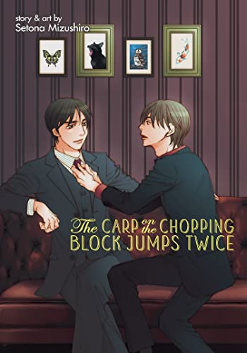 The Carp on the Chopping Block Jumps Twice (Cornered Mouse Dreams of Cheese, Band 2) von Seven Seas Entertainment, LLC