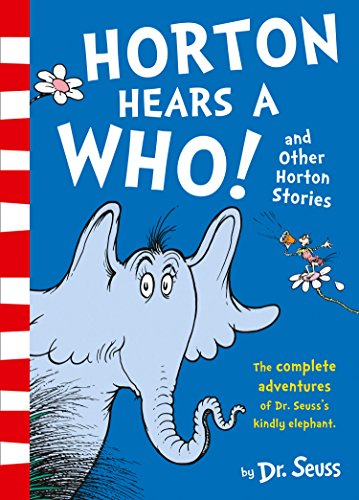 Horton Hears a Who and Other Horton Stories (Dr Seuss Bind Up) von Harpercollins Uk; Harpercollins Children'S Books
