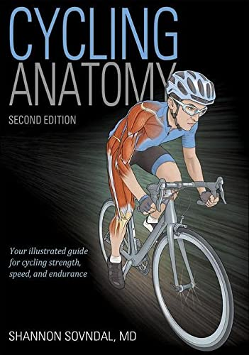 Cycling Anatomy von Human Kinetics Publishers