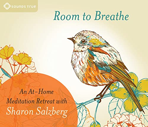 Room to Breathe: An At-Home Meditation Retreat with Sharon Salzberg von SOUNDS TRUE INC