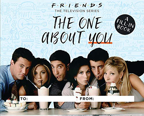Friends: The One About You: A Fill-In Book von RP Studio