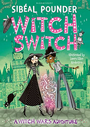 Witch Switch (Witch Wars) von Bloomsbury Trade; Bloomsbury Childrens