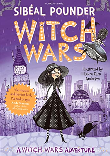 Witch Wars: Tom Fletcher Book Club 2017 title (Witch Wars 1)