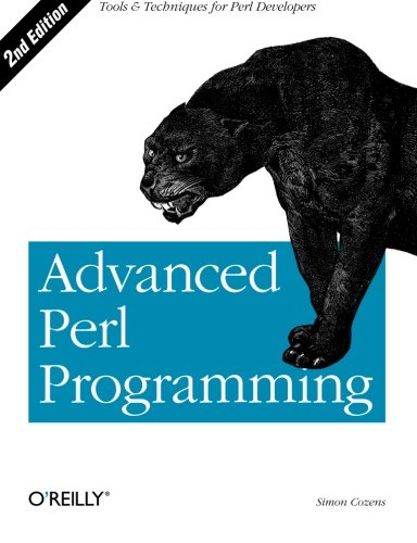 Advanced Perl Programming von O'Reilly & Associates