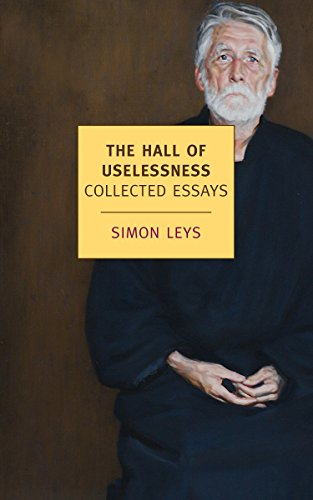 The Hall of Uselessness: Collected Essays (New York Review Books Classics) von NYRB Classics