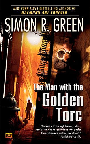 The Man with the Golden Torc (Secret Histories, Band 1)