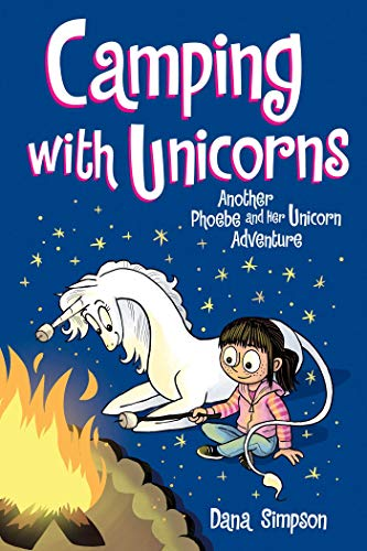 Simpson, D: Camping with Unicorns (Phoebe and Her Unicorn Se von Andrews McMeel Publishing