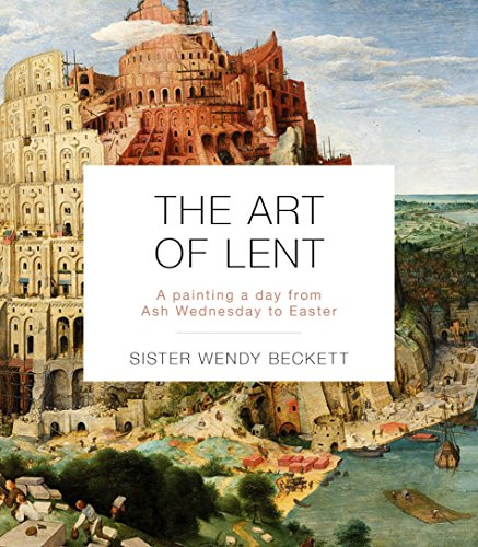 The Art Of Lent: A Painting A Day From Ash Wednesday To Easter von SPCK Publishing