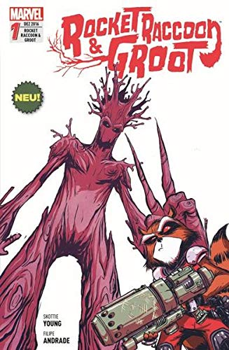 Rocket Raccoon & Groot: Bd. 1 von Panini